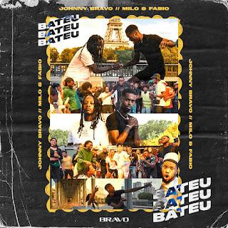 Johnny Bravo - BATEU (feat. Milo & Fabio) [Exclusivo 2021] (Download Mp3)