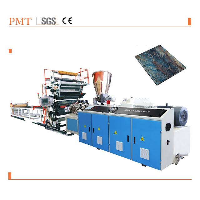 WPC making machine