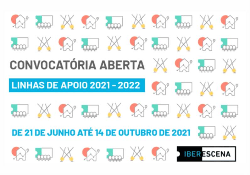 O Programa Iberescena 2021/2022 – Fundo de Apoio para as Artes Cênicas Ibero-americanas segue com inscrições abertas, até o dia 14 de outubro, quinta-feira. São aceitos projetos em três linhas: Criação em Residência; Coprodução de Espetáculos de Artes Cênicas; e Programação de Festivais e Espaços Cênicos. Para se inscrever, é preciso acessar a plataforma digital disponível no site do Iberescena (iberescena.org) e preencher o formulário correspondente à linha de ajuda desejada. As inscrições vão até as 12h do dia 14 (no fuso horário de cada um dos países-membros). A Fundação Nacional de Artes - Funarte representa a iniciativa no Brasil.