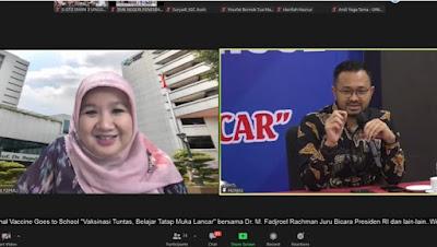 Siti Nadia : Cegah Learning Loss, Disdik Aceh Harus Persiapkan Pembelajaran Tatap Muka