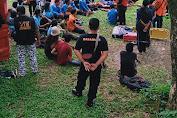 Kogana Sumut Beri Pengenalan Dasar Pelatihan Water Rescue