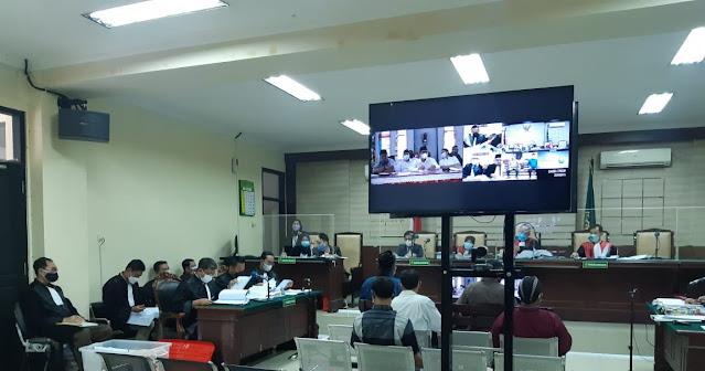 Korupsi Novi Rahman Hidhayat
