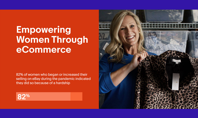 How eBay is Empowering Women Owned Business Online