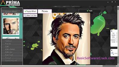 free photo to cartoon software