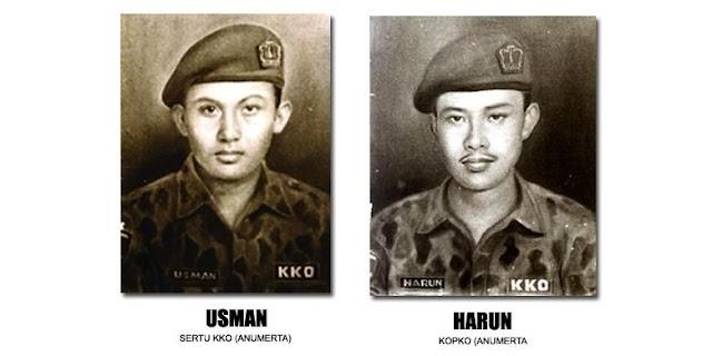 Hari Ini Dalam Cacatan Sejarah: 2 Anggota KKO Dieksekusi Mati di Singapura