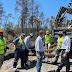 Κώστας Σκρέκας από τις πληγείσες περιοχές της Εύβοιας: Βασική πολιτική προτεραιότητα, για την «επόμενη μέρα» η αναγέννηση του φυσικού περιβάλλοντος