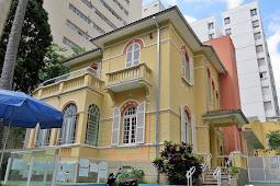 Palacete Eclético na Rua dos Franceses
