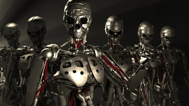 Killer robots could be key players in future conflicts. Photo: Automationworld