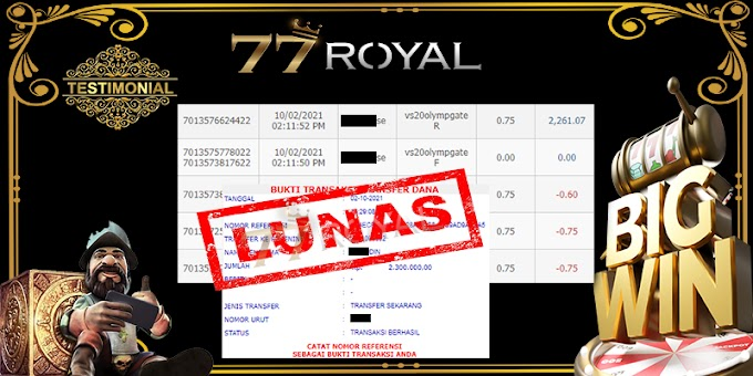 Testimonial 77Royal #51