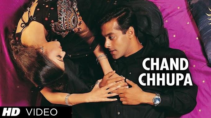 चाँद छुपा Chand Chupa Badal Mein Lyrics– Hum Dil De Chuke Sanam