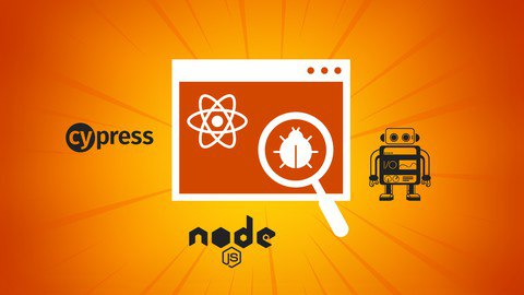 React Web App Testing With NodeJs, Cypress, and WebDriverIO [Free Online Course] - TechCracked