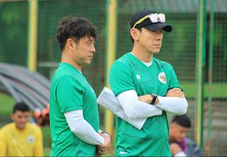 Shin Tae-Yong Resmi Panggil 30 Pemain Untuk Play-Off Kualifikasi Piala Asia 2023