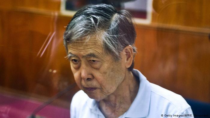 Alberto Fujimori será intervenido del corazón.