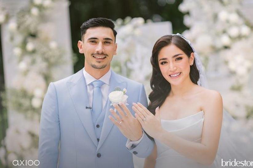 Selamat! Jessica Iskandar Menikah dengan Vincent Verhaag