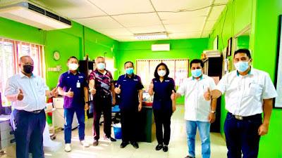 Kunjungi Ladang Sawit di Negeri Pahang, KJRI Johor Bahru Hadir Bagi Para WNI Memberikan Layanan Kekonsuleran