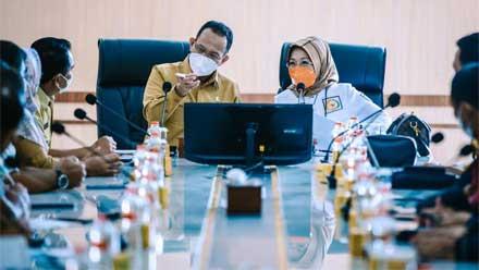 Komite III DPD RI Rapat Kerja dengan Pemprov Sumut