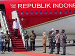 Lakukan Ground Breaking Pembangunan Smelter PT.Freeport Indonesia, Jokowi Sebut Akan Jadi yang Terbesar di Dunia