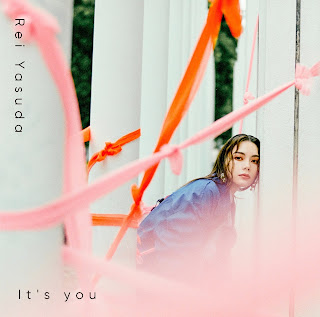 Rei Yasuda 1st EP, It's you details CD Blu-ray tracklist info album JQ Nulbarich