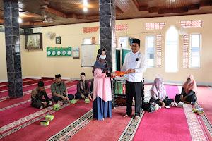 Pembukaan Pondok Quran Desa Santur