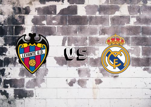 UD Levante vs Real Madrid  Resumen y Partido Completo