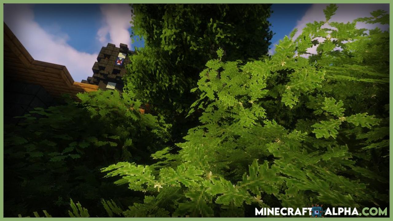 Minecraft Luna 3D Resource Pack 1.17.1
