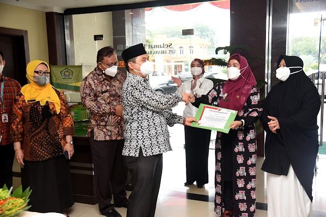Asrama Haji Medan Bakal Digunakan untuk Karantina Pekerja Migran