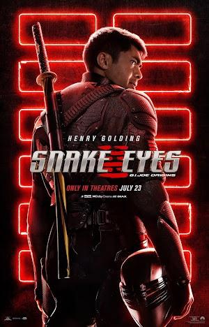 Snake Eyes G.I Joe Origins 2021 1080p Latino descargar