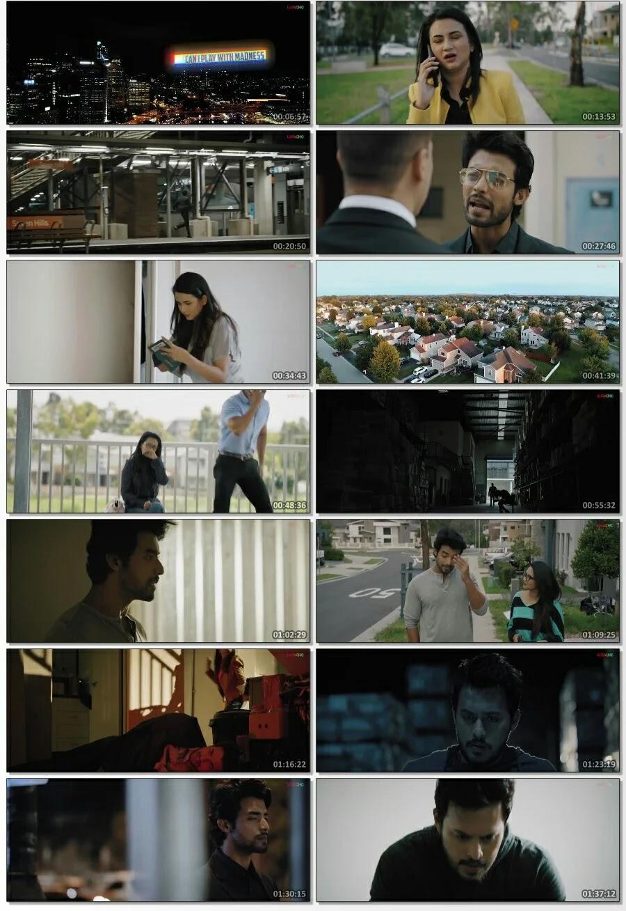 Aghaat (2021) Hindi WatchO Season 1 Complete 720p