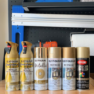 Three Best Brass Spray Paints for DIY Makeovers