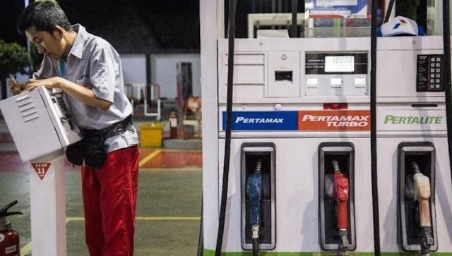 Presiden Jokowi Rubah Aturan, Berikut Harga BBM Terbaru.