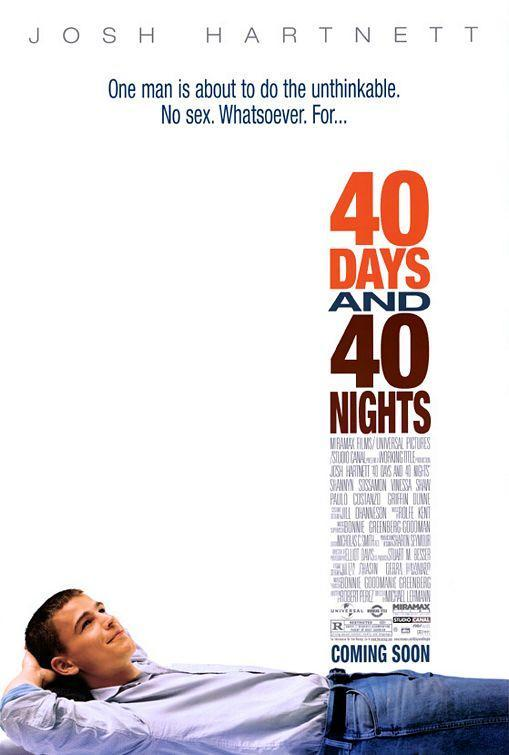 Download 40 Days and 40 Nights (2002) Full Movie in Hindi Dual Audio BluRay 720p [800MB]