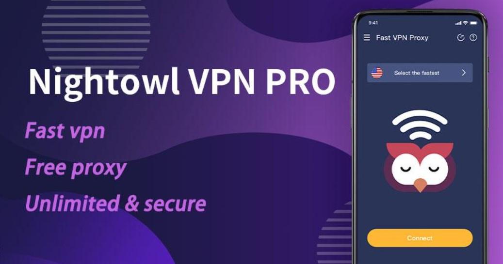 Cara Menggunakan Night Owl VPN Pro