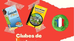 Presentación clubes de lectura en francés curso 2021-2022