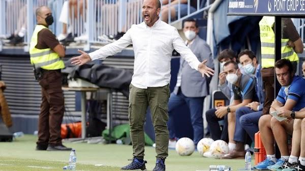"""José Alberto - Málaga -: """"Esta victoria va para Luis Muñoz"""""""