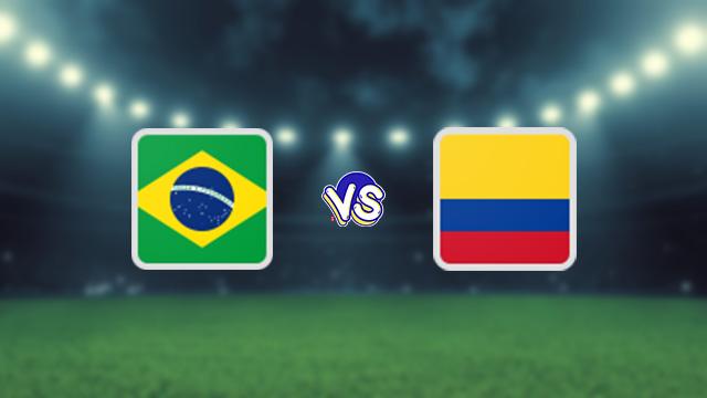 نتيجة مباراة البرازيل وكولمبيا اليوم 10-10-2021 في تصفيات امريكا الجنوبيه المؤهله لكاس العالم