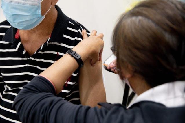 Di Singapura, Ada Efek Samping Berat Usai Vaksin Covid-19 Dapat Rp 2 M
