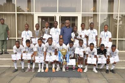 A-Z on Real Madrid Football Academy Port Harcourt Nigeria