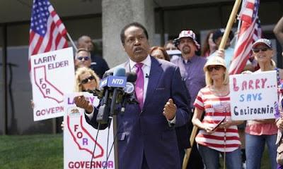Larry Elder saves California