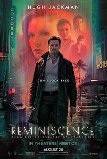 Reminiscence [2021] [CUSTOM HD] [DVDR] [NTSC] [Latino]