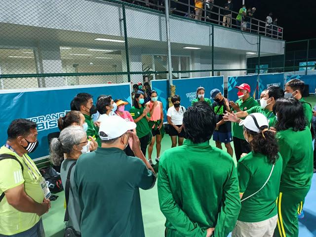 Tim Tenis Jawa Timur Sabet 7 Medali Emas di PON XX Papua.lelemuku.com.jpg