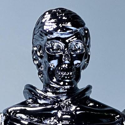 New York Comic Con 2021 Exclusive Zabka Dark Vac Edition Resin Figure by HealeyMade