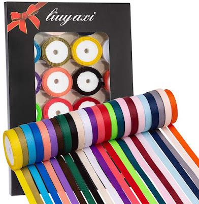 Plain Grosgrain Ribbons for DIY Handmade Accessories