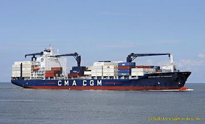 CMA CGM Fort St Georges