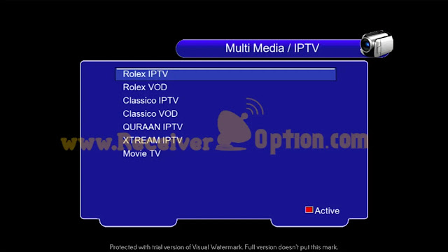 OMIX 999 HD 1506TV 512 4MB NEW SOFTWARE WITH SUPER SHARE OPTION 08 SEPTEMBER 2021