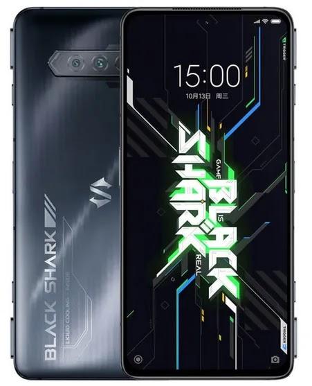 Xiaomi Launches Black Shark 4S, 4S Pro, Snapdragon 888+, 16GB RAM