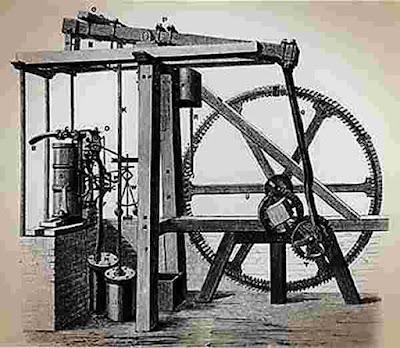 জেমস ওয়াট (James Watt) এর Rail Engine