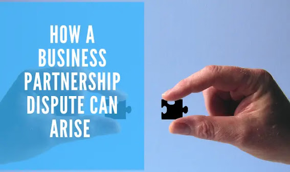 How a Business Partnership Dispute Can Arise