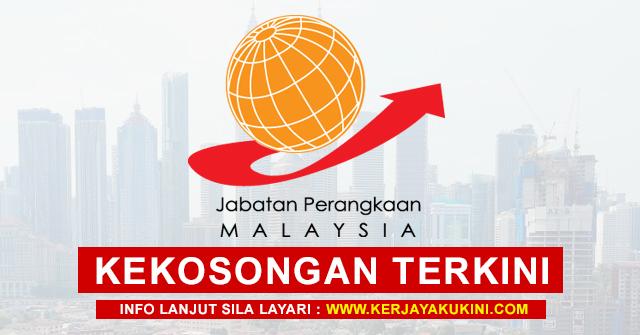 Jabatan Perangkaan Malaysia Buka Pengambilan Kekosongan Jawatan Terkini Seluruh Malaysia ~ Mohon Sekarang!