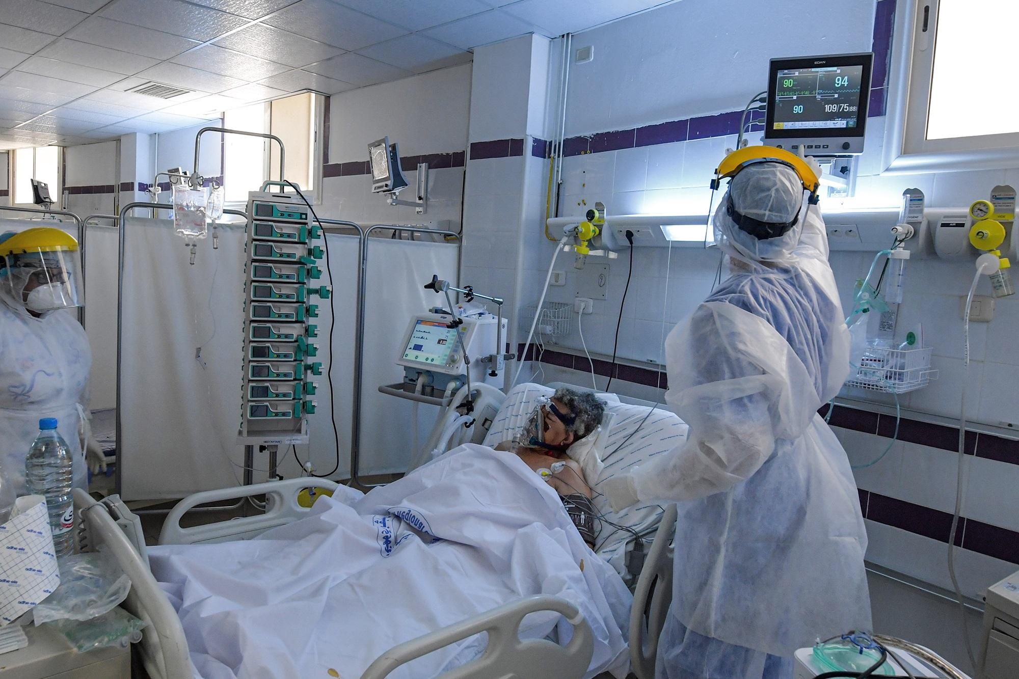 Coronavirus en Argentina: Otros 229 muertos y 8.160 nuevos contagios en las últimas 24 horas