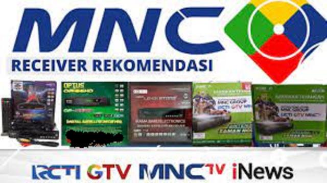 Cara Mencari Siaran RCTI, MNCTV, Global TV